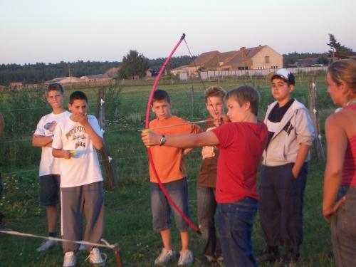 Abenteuercamp für Jungs im Reiterhof, Groß Briesen, Brandenburg bei Berlin, nahe dem Naturpark Hoher Fläming